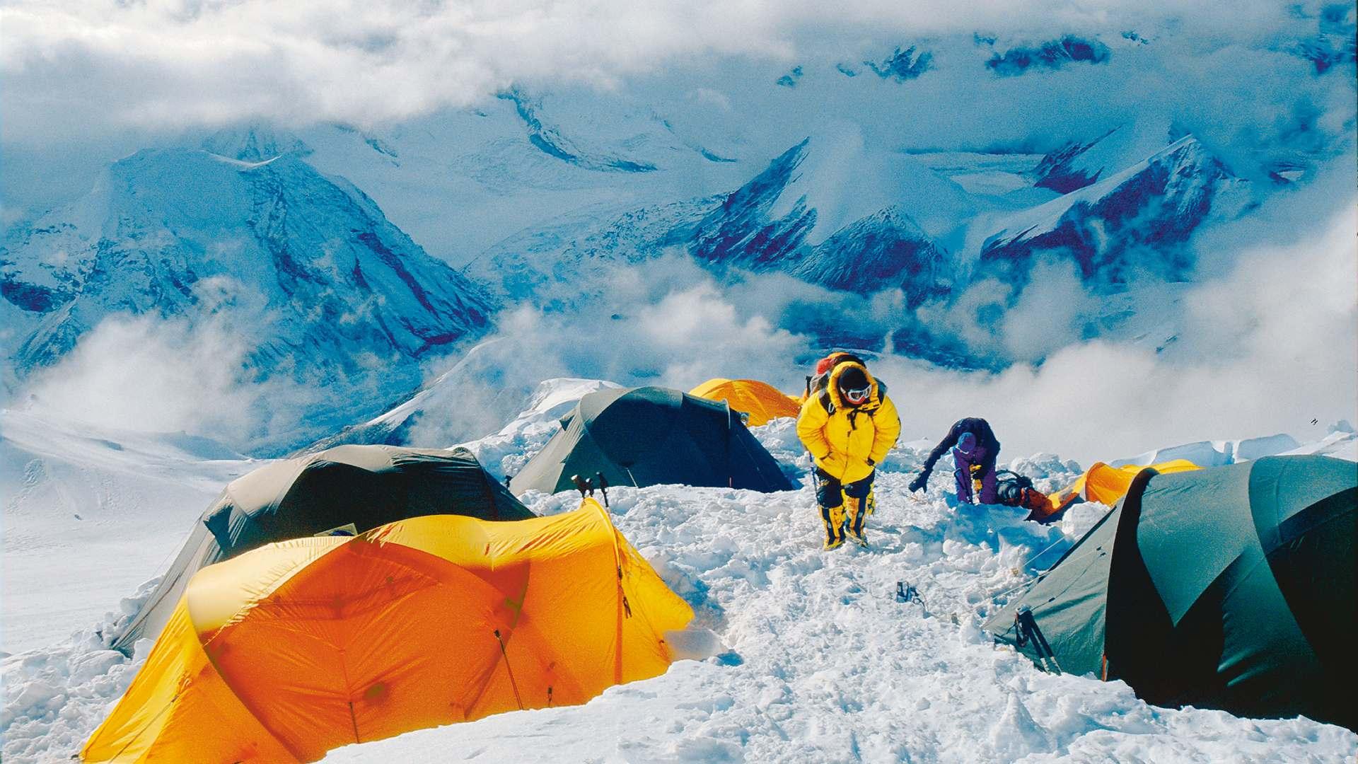 Cho Oyu, Camp3, 7500 m