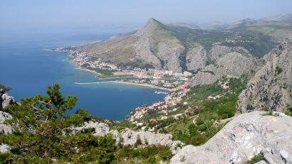 Die schönste Küste von Kroatien