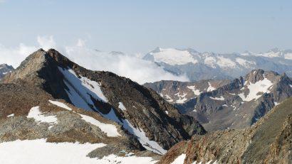 Klassische Bilderbuchlandschaft in Tirol – das Stubaital