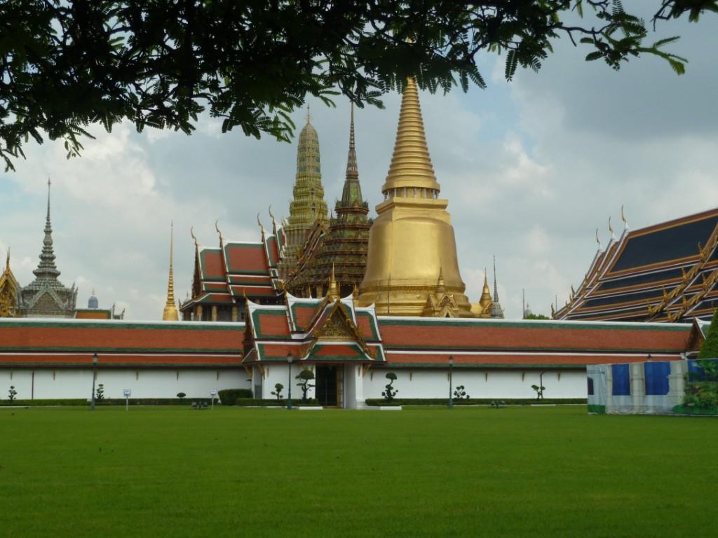 Königspalast nahe Bangkok