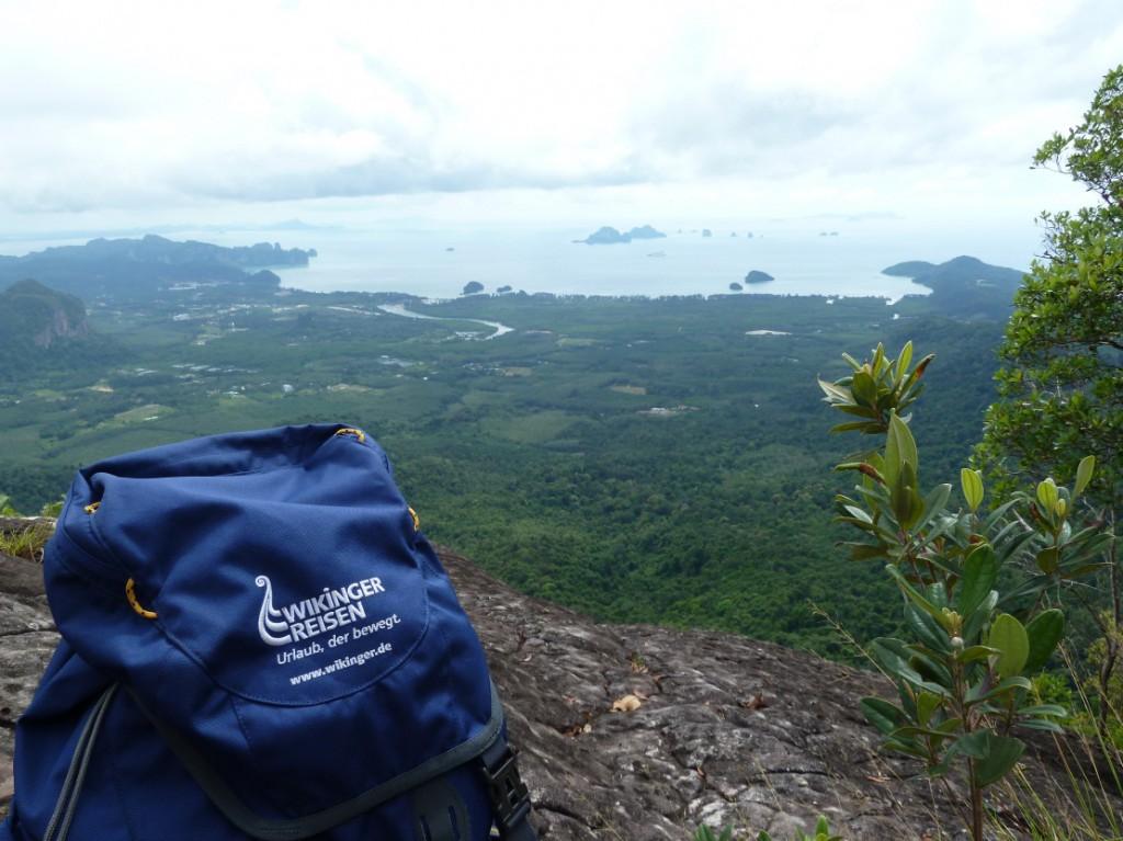 Ausblick auf den Andamanensee