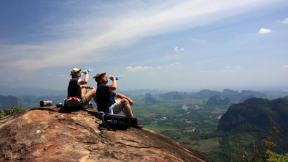 """Thailand: """"Dschungelwanderungen und Traumstrände des Südens"""""""