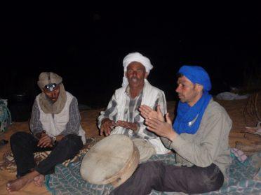Arabische Musik-Combo