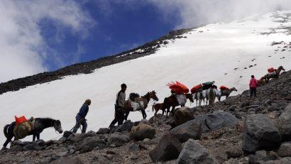 Wikinger goes Ararat & Damavand – Episode II
