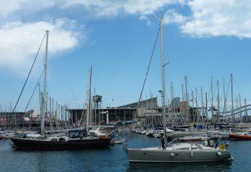 Olympischer Hafen