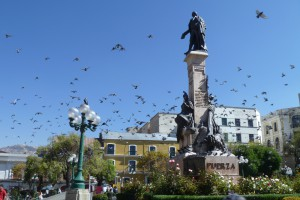 Plaza de Murillo - La Paz