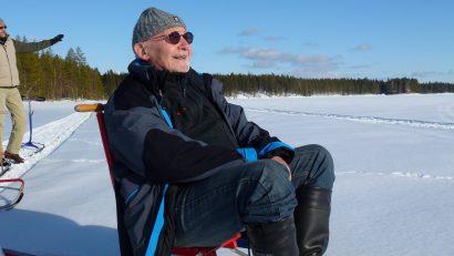 Schnee im Juli? Reisebericht Aktivreise Finnland