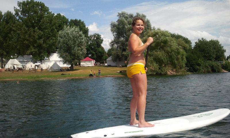 Kapitän Nicole Kuhn