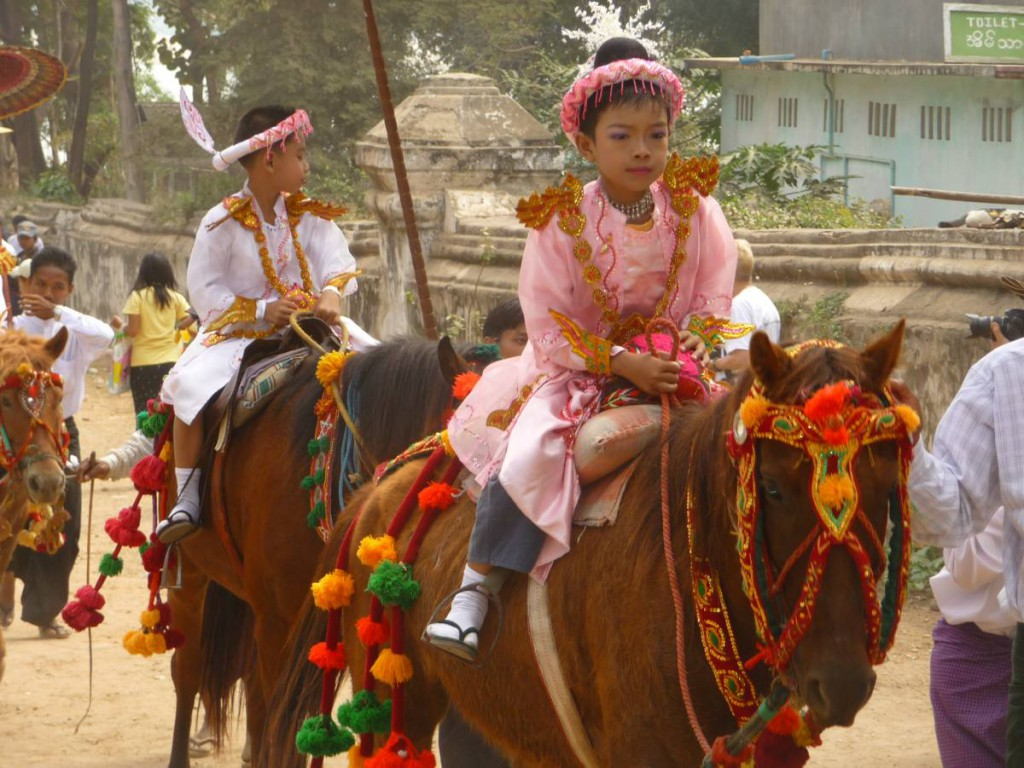 In Mandalay