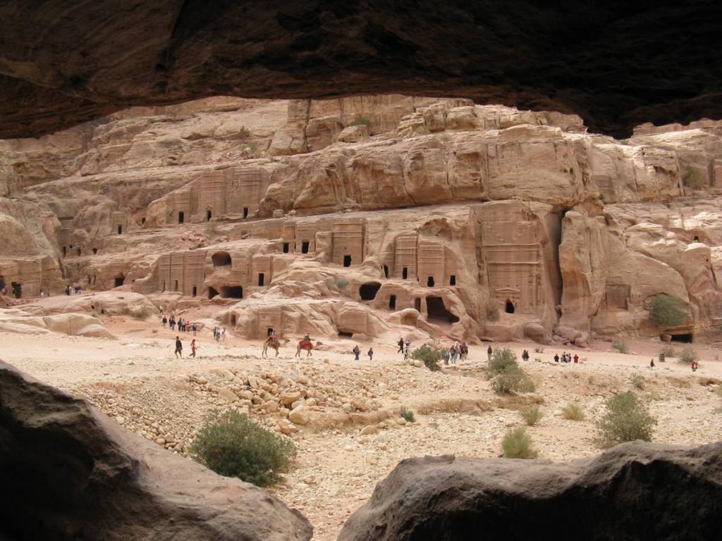 Jordaniens Highlight: Petra