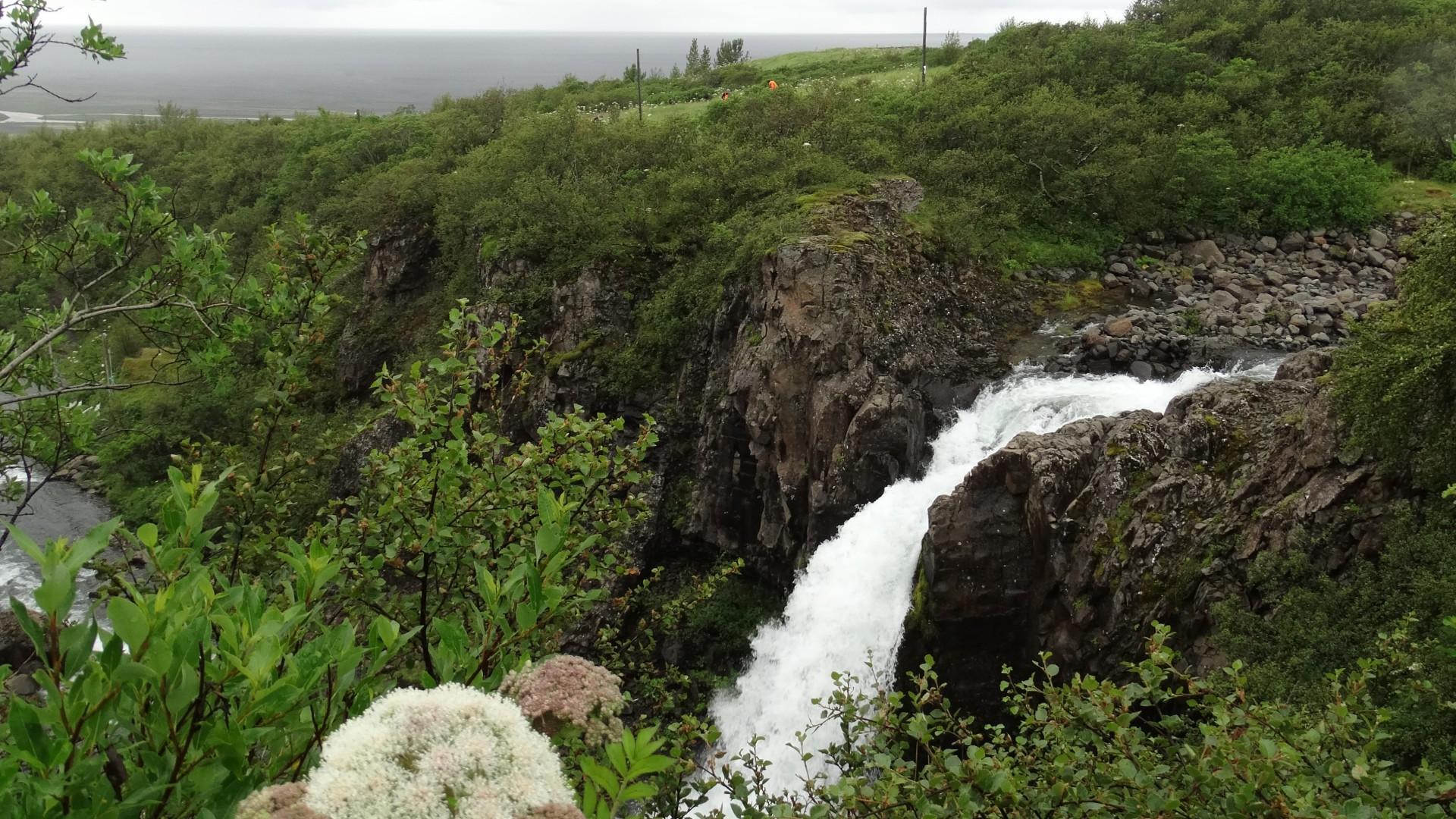 Im Nationalpark Skaftafell