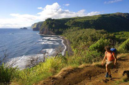 Hawaii Trekking: Über den Wolken & unter den Palmen