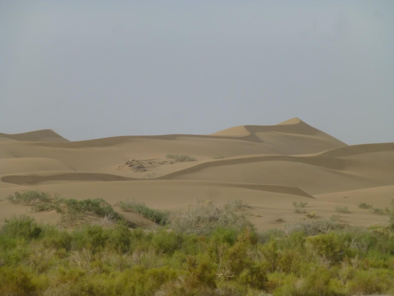 Abenteuer in der Dashte-Kawir-Wüste