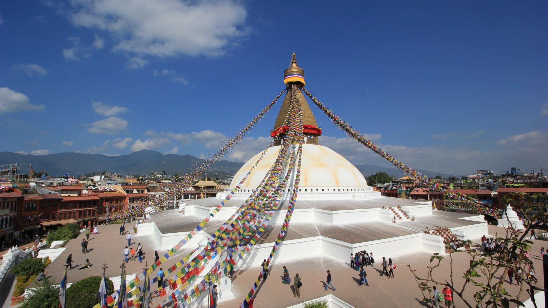 Annapurna mit Genuss: mit Gipfelblick und guter Stube