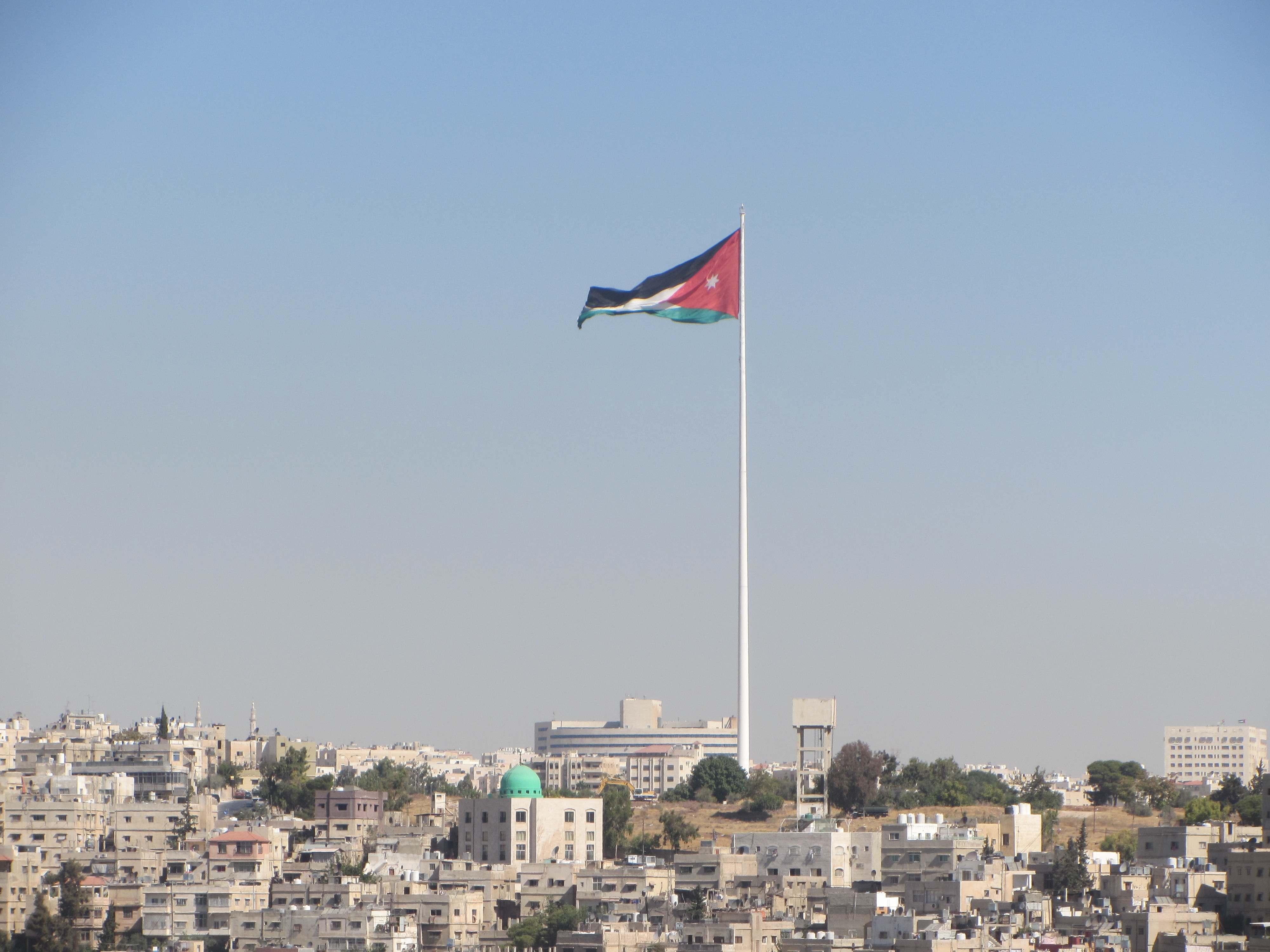 Ahlan wa Sahlan in Jordanien