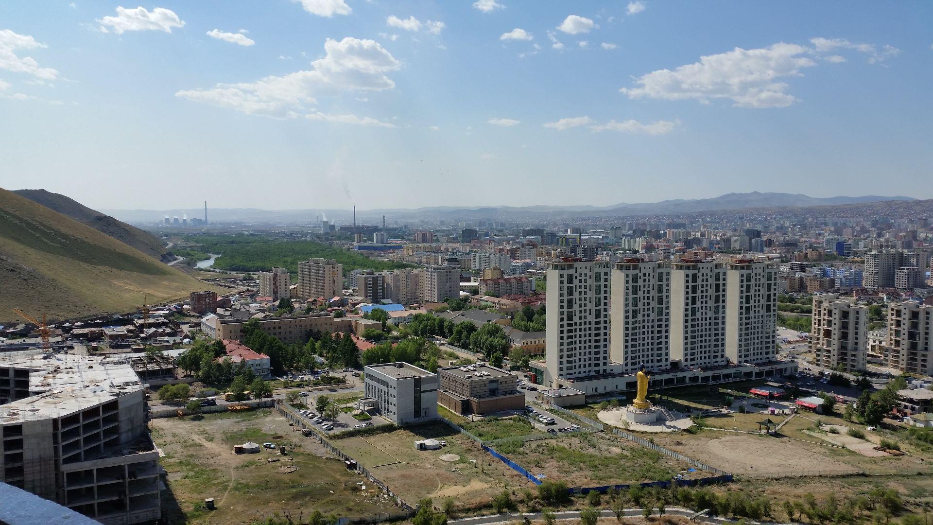 Ulan Bator Panorama