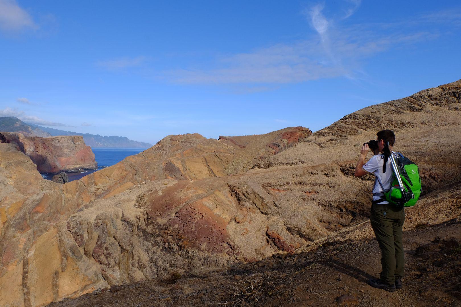 Inseltrekking Intensiv (#Madeira2015)