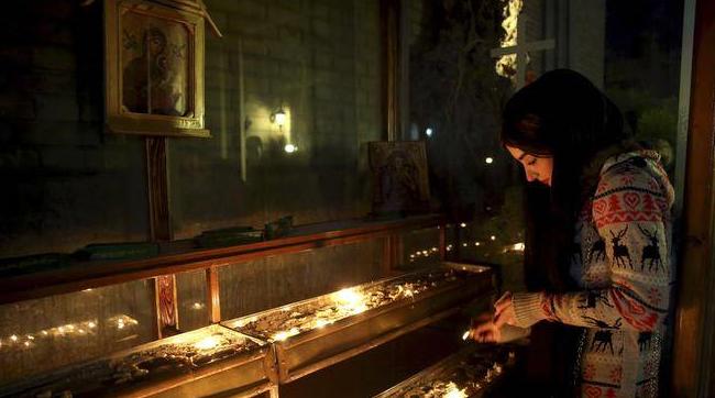 Weihnachten in Iran