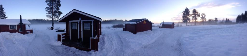 Unsere kleinen Hütten