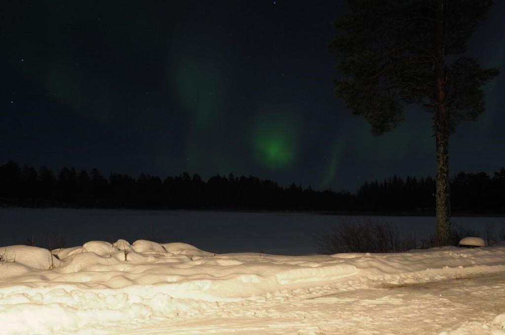 Das sagenumwobene Nordlicht
