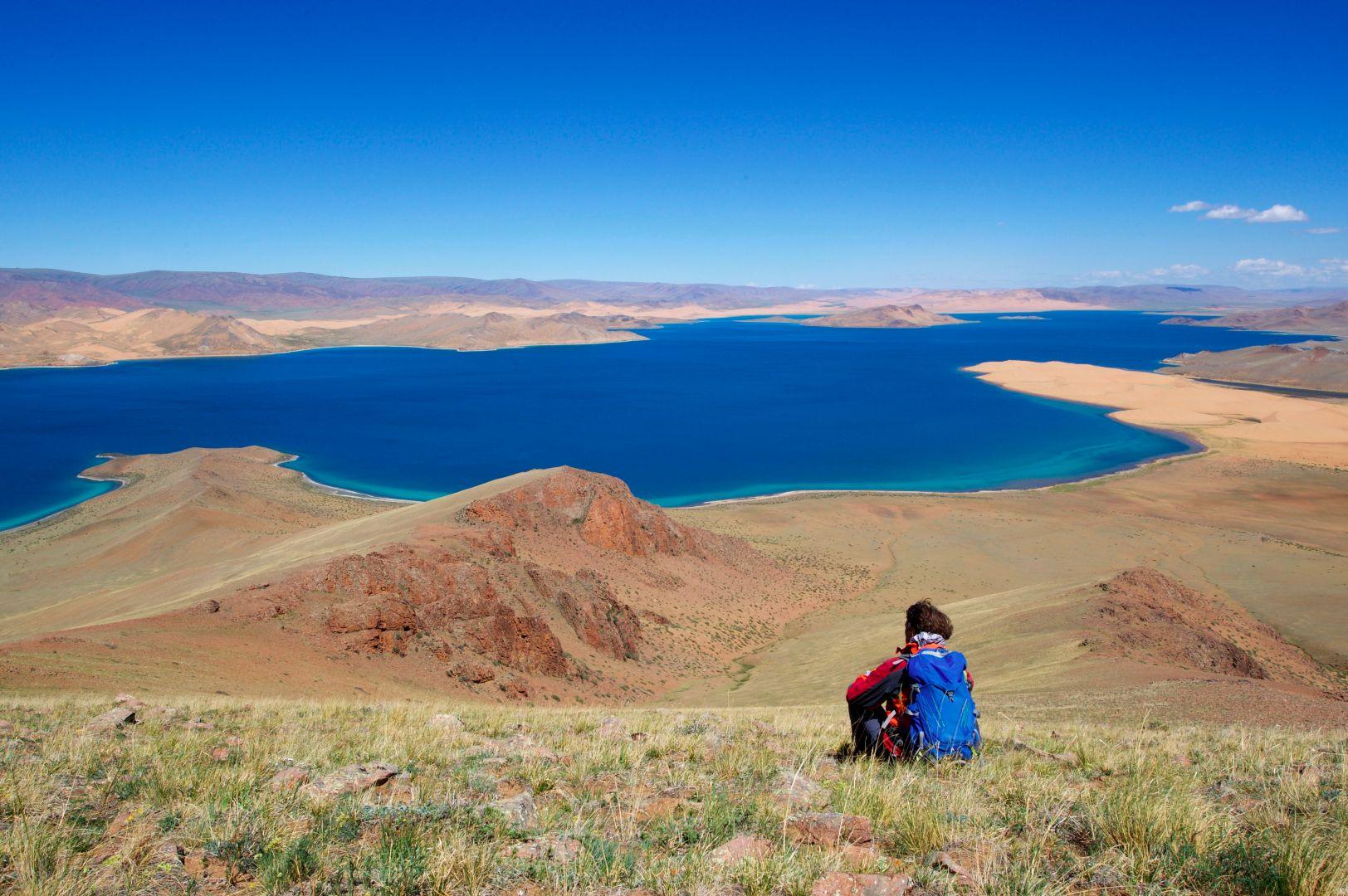 Der Heilige Kühler oder eine schnelle Dienstreise in die Mongolei