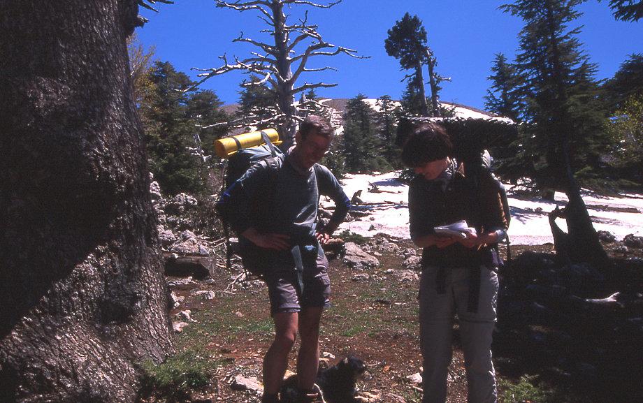 Die-einzigen-Trekker-die-wir-unterwegs-trafen