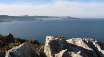 Ausblick am Monte da Facha bei Ponteceso - © Asociación O Camiño dos Faros