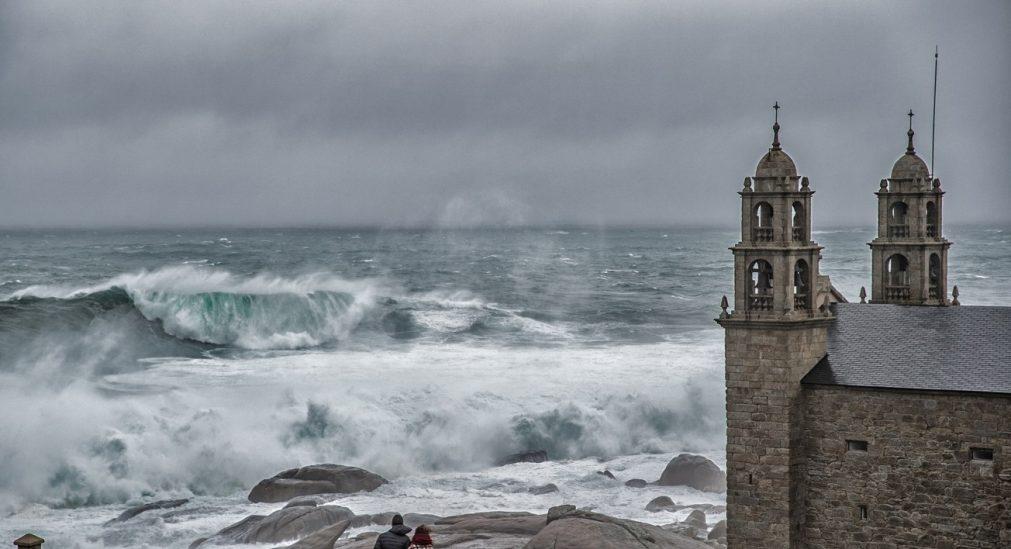 """Wallfahrtskapelle """"Virxe da Barca"""" - © Marcos Rodríguez Fotografía"""