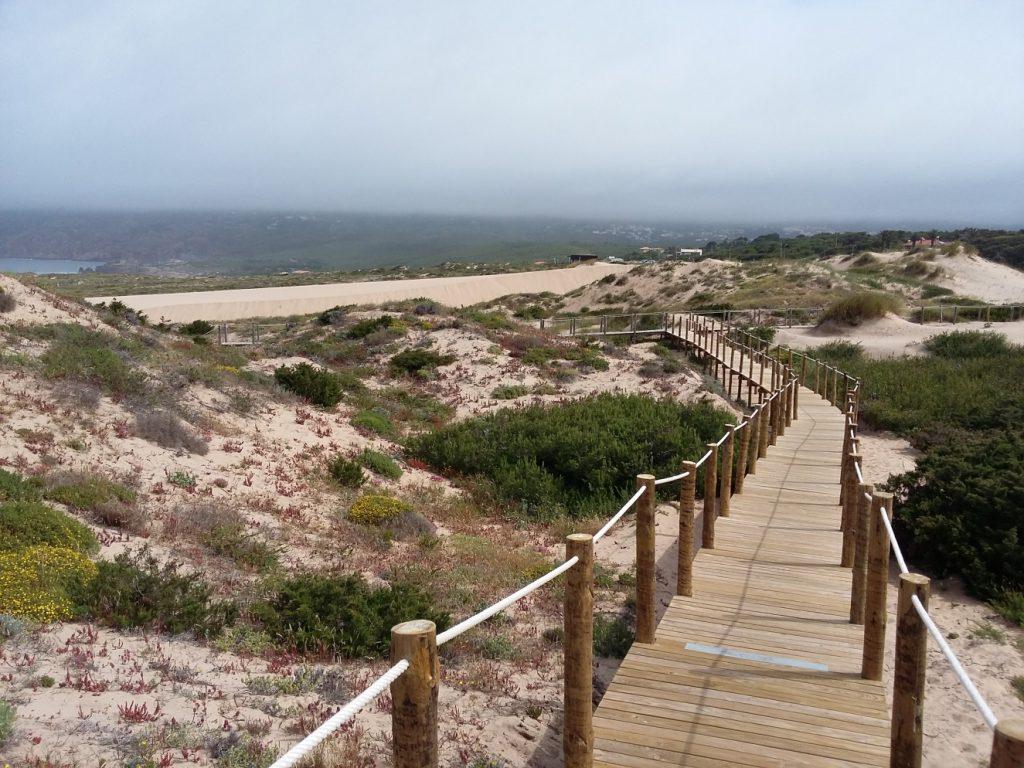 Dünenlandschaft bei Guincho