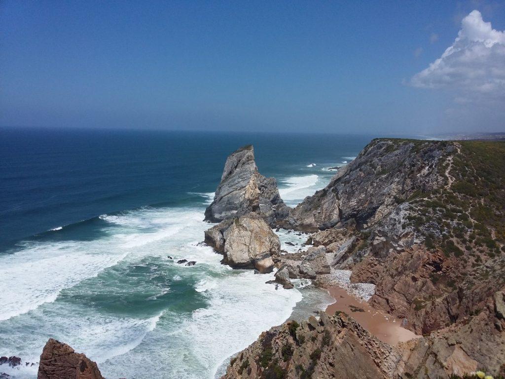 Ausblick zum Praia da Ursa