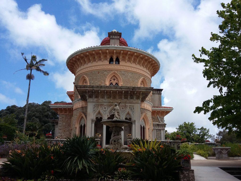 Palast von Monserrate