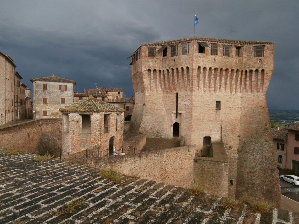 Festung Rocca Roveresca