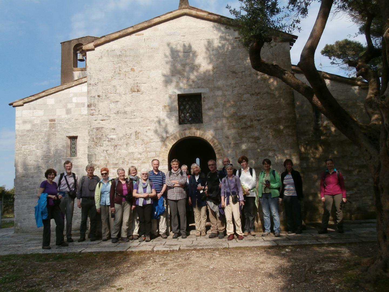 Romanische Kirche von Portonovo