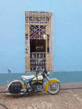 Stil in Kuba