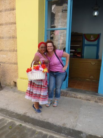 Kuba ist bunt
