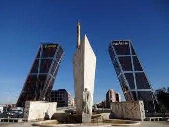 Modernes Madrid