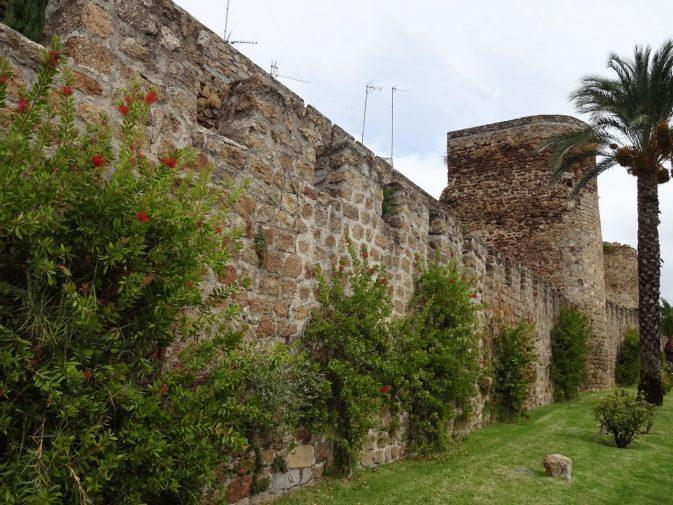 Plasencia Stadtmauer