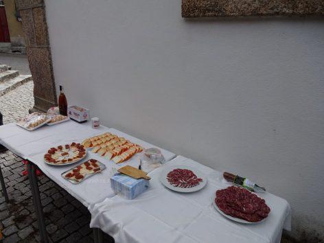 Iberisches Picknick
