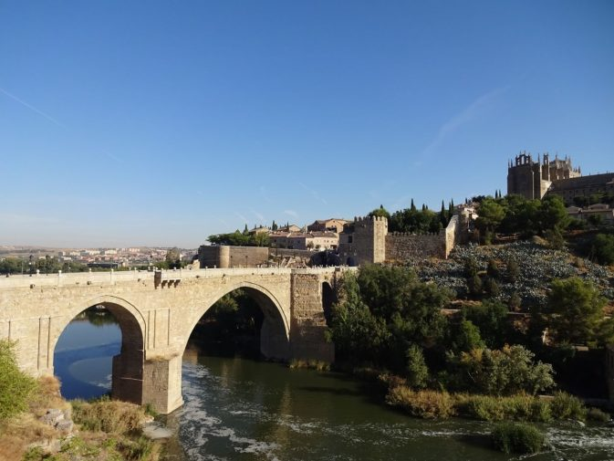 Brücke über den Tajo