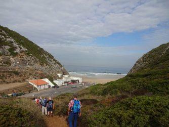 Küstenwanderung zum Cabo da Roca
