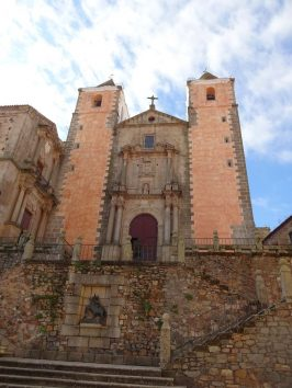 Plaza San Jorge in Cáceres