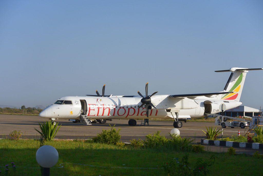 thiopian Airlines - Inlandsflug