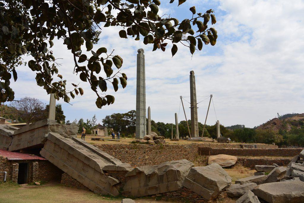 Stelen von Axum