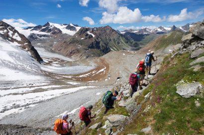 Alpenüberquerung: Welche Tour ist die richtige für mich?