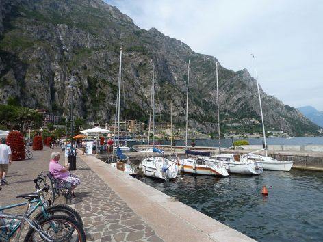Uferpromenade von Limone 2