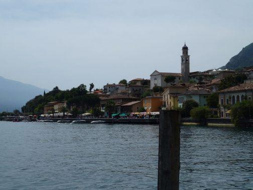 neuer Hafen von Limone