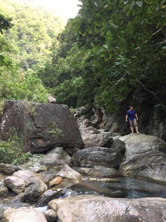 Wasserläufe der Tarokkschlucht