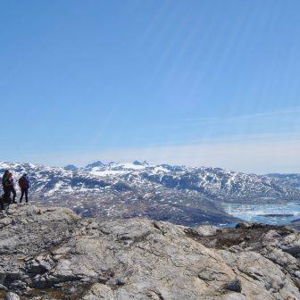 Blick auf den Sermilik-Fjord (2)