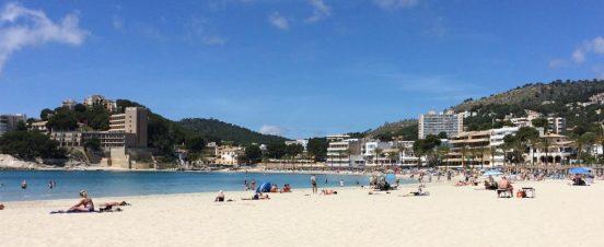 Strand von Paguera