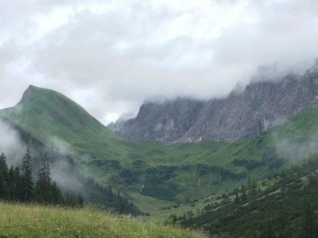 Holzgauer Alpen